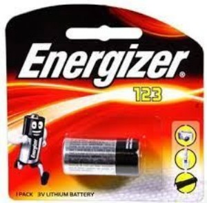 Energizer 123CR Battery