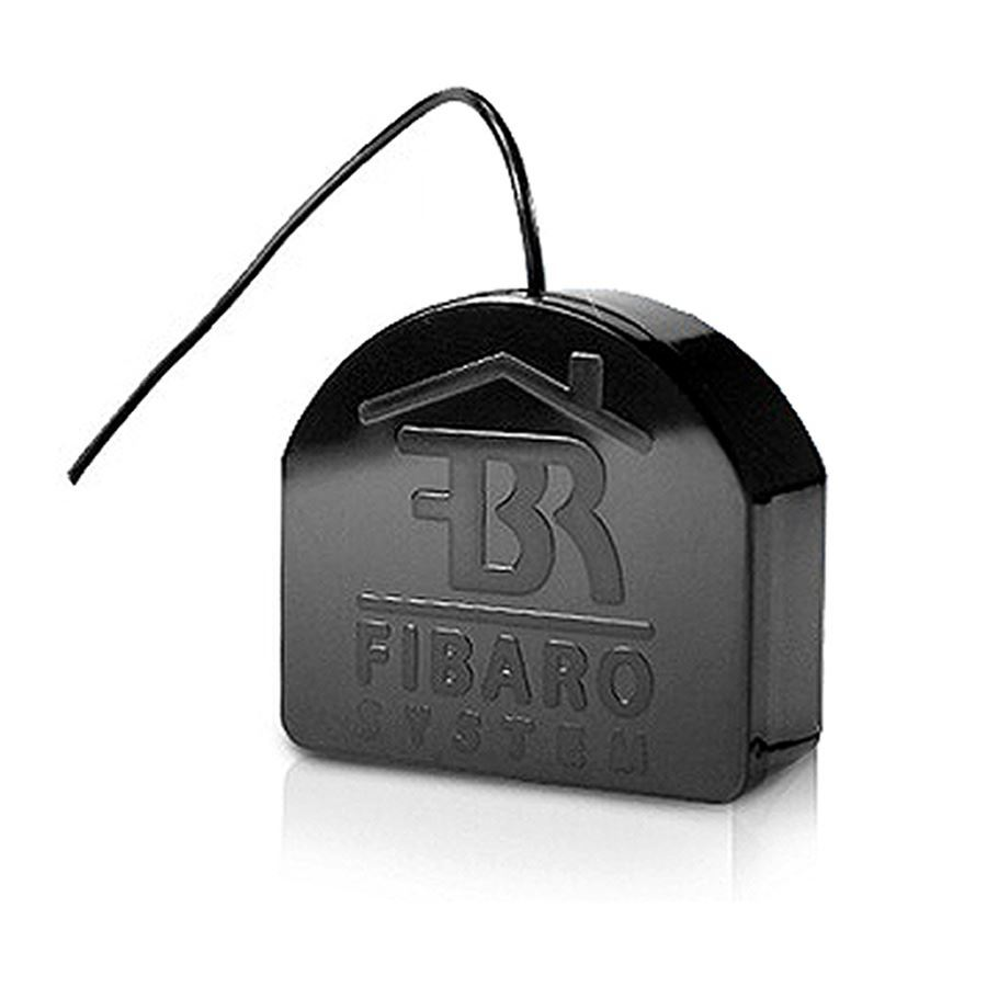 Z Wave Puck Lights: Fibaro Dimmer 2. Active Automation