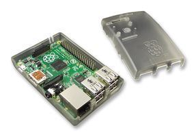 Picture of Raspberry Pi Transparent Enclosure