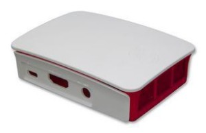 Picture of Raspberry-Pi Official Pi3 Case