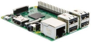 Picture of Raspberry-Pi 3 Model B