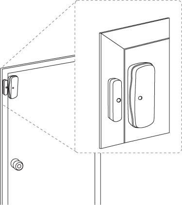 Picture of Aeotec Door / Window Sensor