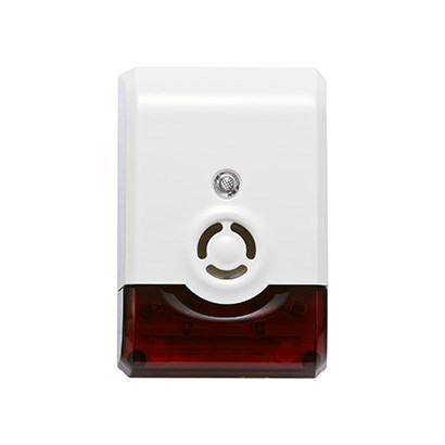 Picture of Vision Indoor Siren Strobe Alarm  (Battery Operated)