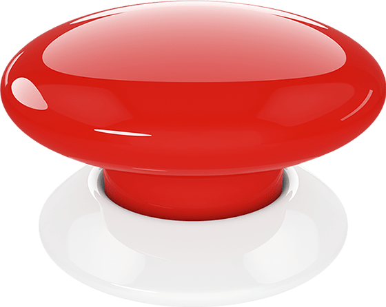 Picture of Fibaro  The Button (Red)